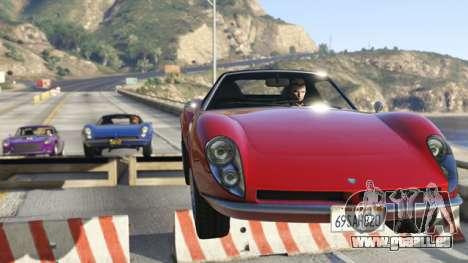 Neue Missionen GTA: Rennen, Kämpfe, Greif