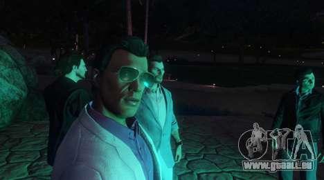Mannschaft-Video zu GTA 5: alle Fahrer, die Räuber