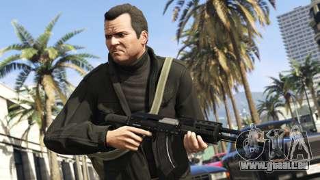 Tipps für GTA 5, Online-PC: Einstellungen für das Spiel