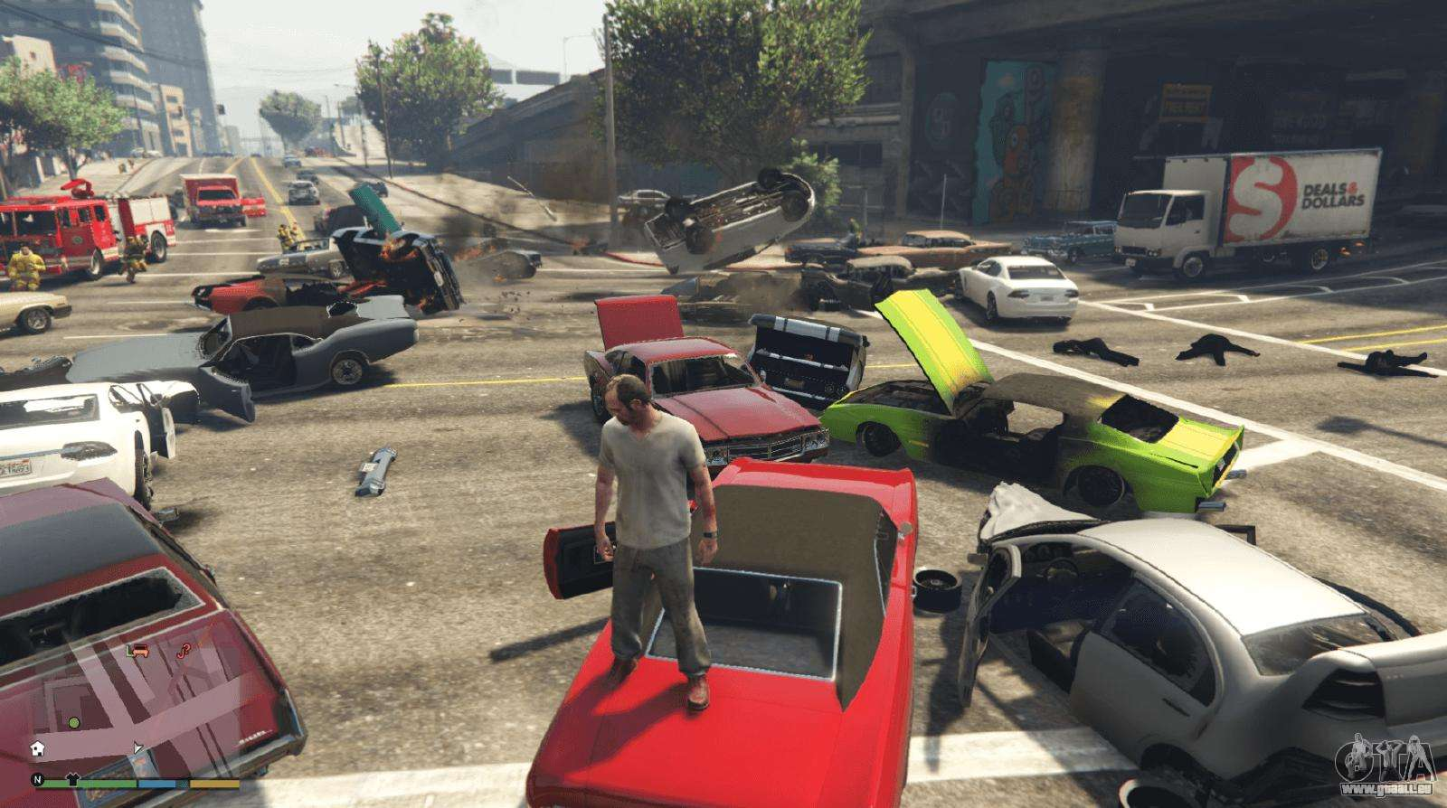 Gta 5 Mods French