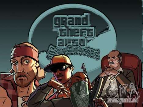 Communiqué de GTA SA Xbox en Amérique