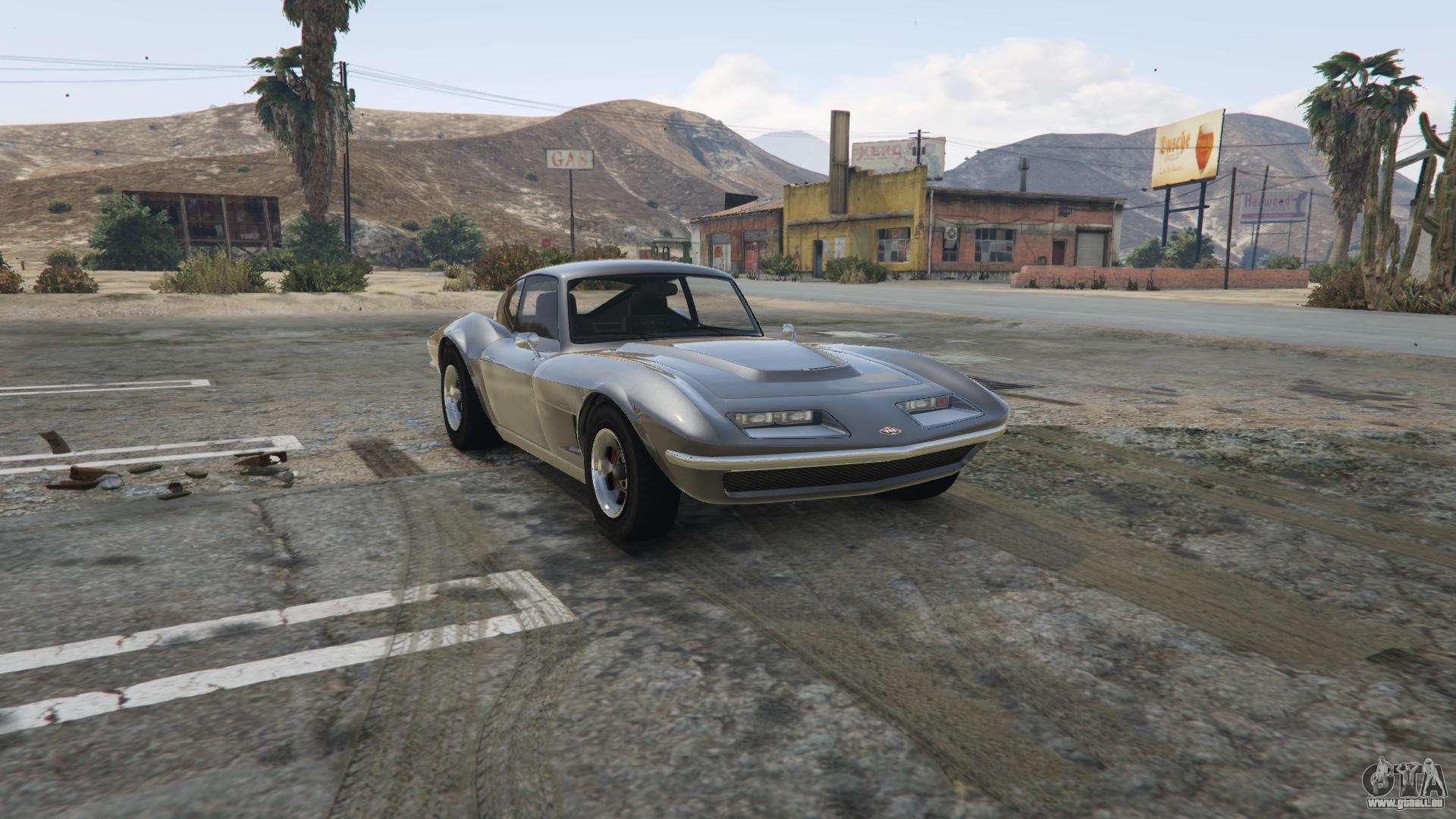 Invetero Coquette Classique GTA 5 - vue de face