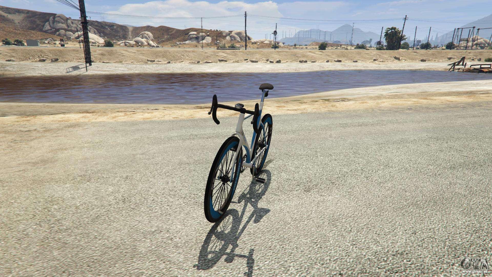 Tri-Cycles Race Bike aus GTA 5