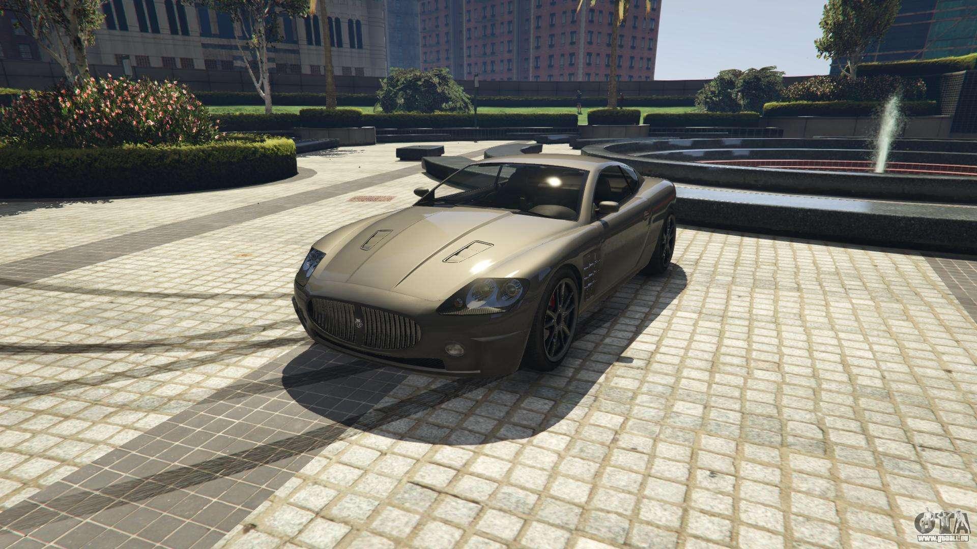 Ocelot F620 de GTA 5
