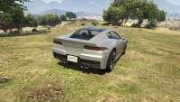 Invetero Coquette de GTA hard-top 5 - vue de l'arrière