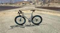 Tri-Cycles Race Bike de GTA 5 - vue de côté