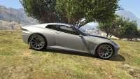 Invetero Coquette Rigide de GTA 5 - vue de côté