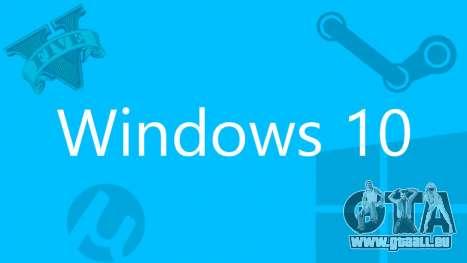 GTA 5 ne fonctionne pas sur Windows 10