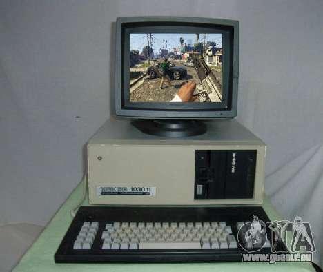 GTA 5 sur un ancien computers