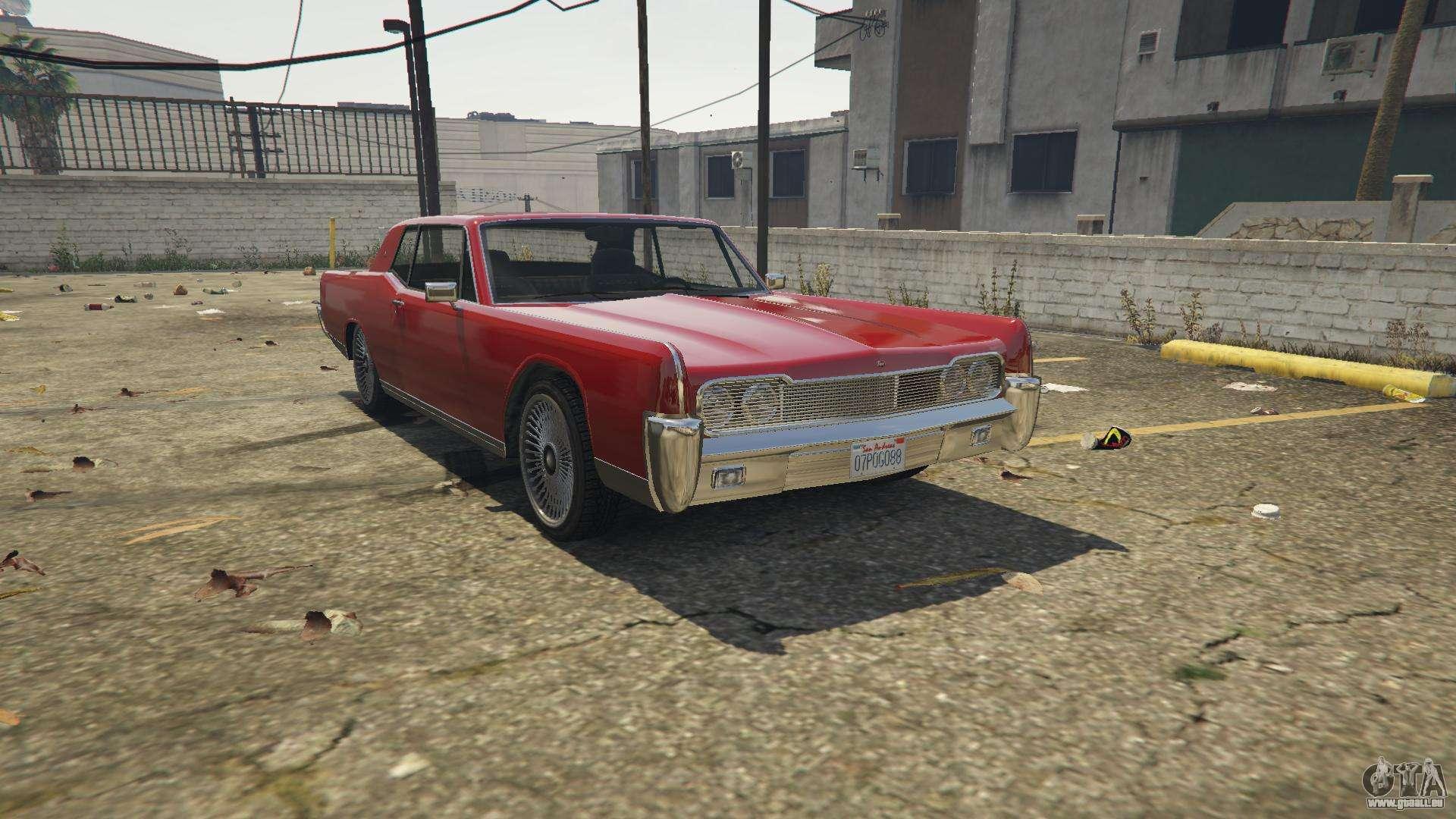 Vapid Chino der GTA 5