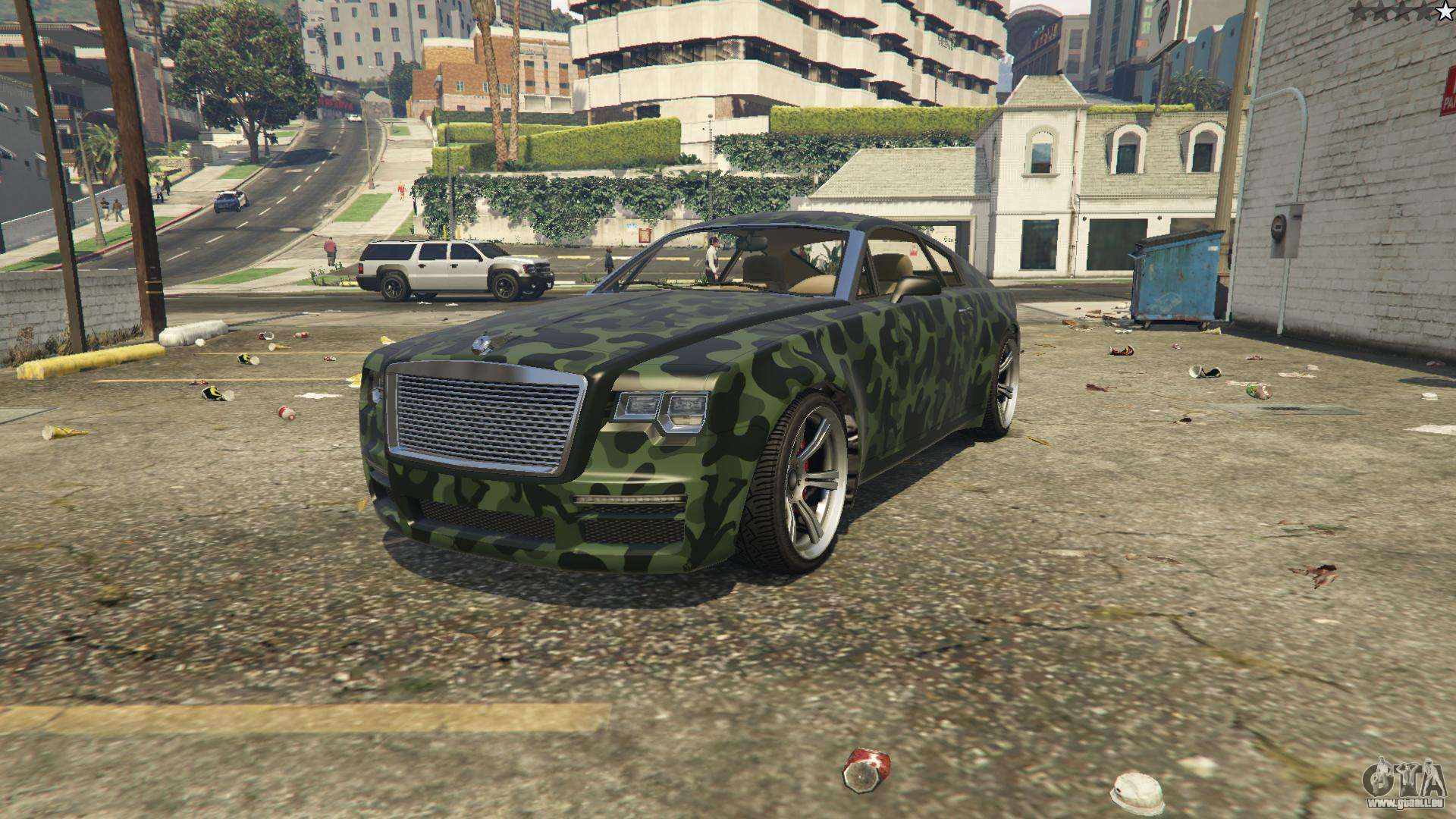 Enus Windsor de GTA 5