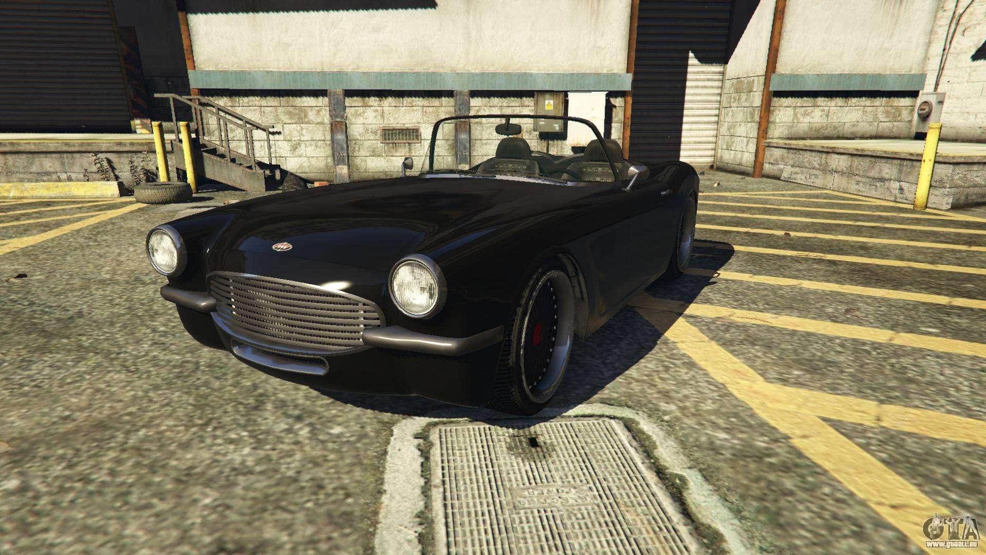 Invetero Coquette BlackFin der GTA 5