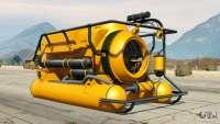 Les Submersibles pour GTA 5