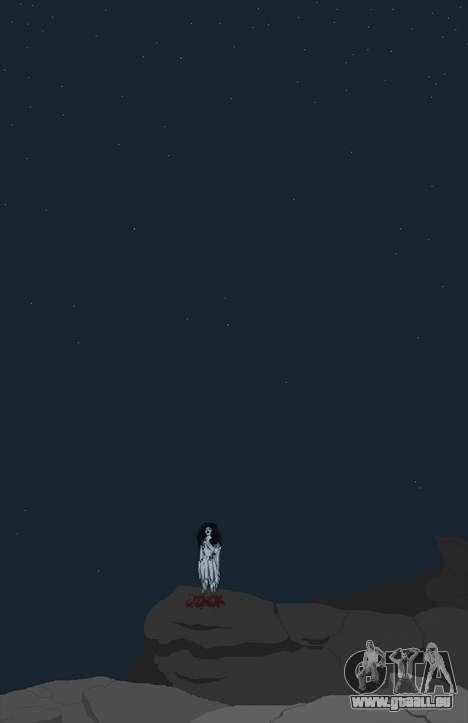 «Fantôme du Mont Gordo» Darien