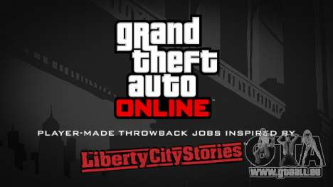 Custom mission de GTA en Ligne