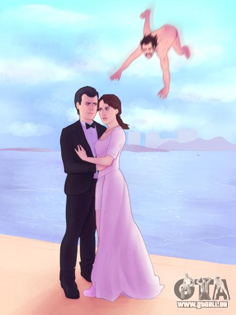 Michael est de Mariage