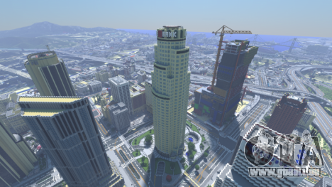 GTA 5 in Minecraft