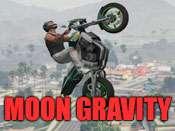 Lune-gravité triche pour GTA 5