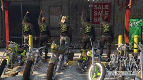GTA Online Meilleurs Équipages
