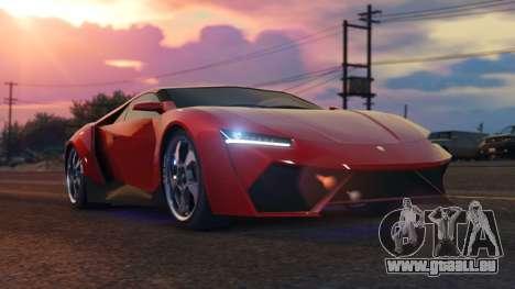 Pegassi Reaper aus GTA Online