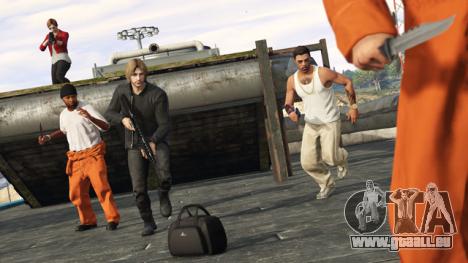 Benutzerdefinierte Aufträge: Prison Riot