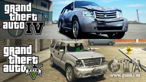 GTA 5 und GTA 4 Vergleich