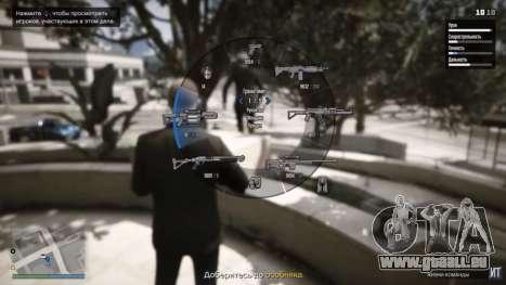 Nouveau glitch GTA Online: infinite ammo