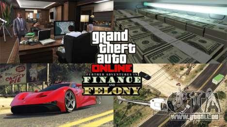 Further Adventures in Finanzen und Verbrechen: wie ein Verbrecher Kingpin