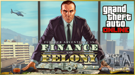 GTA Online: Further Adventures in Finance and Felony-trailer