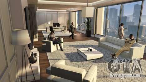 Luxueux bureau dans GTA Online