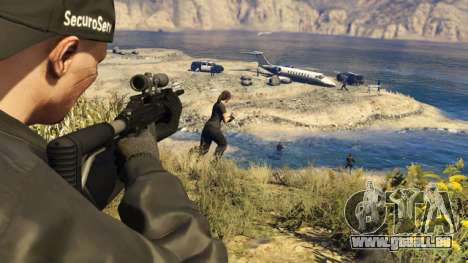 Achat de Mission dans GTA Online