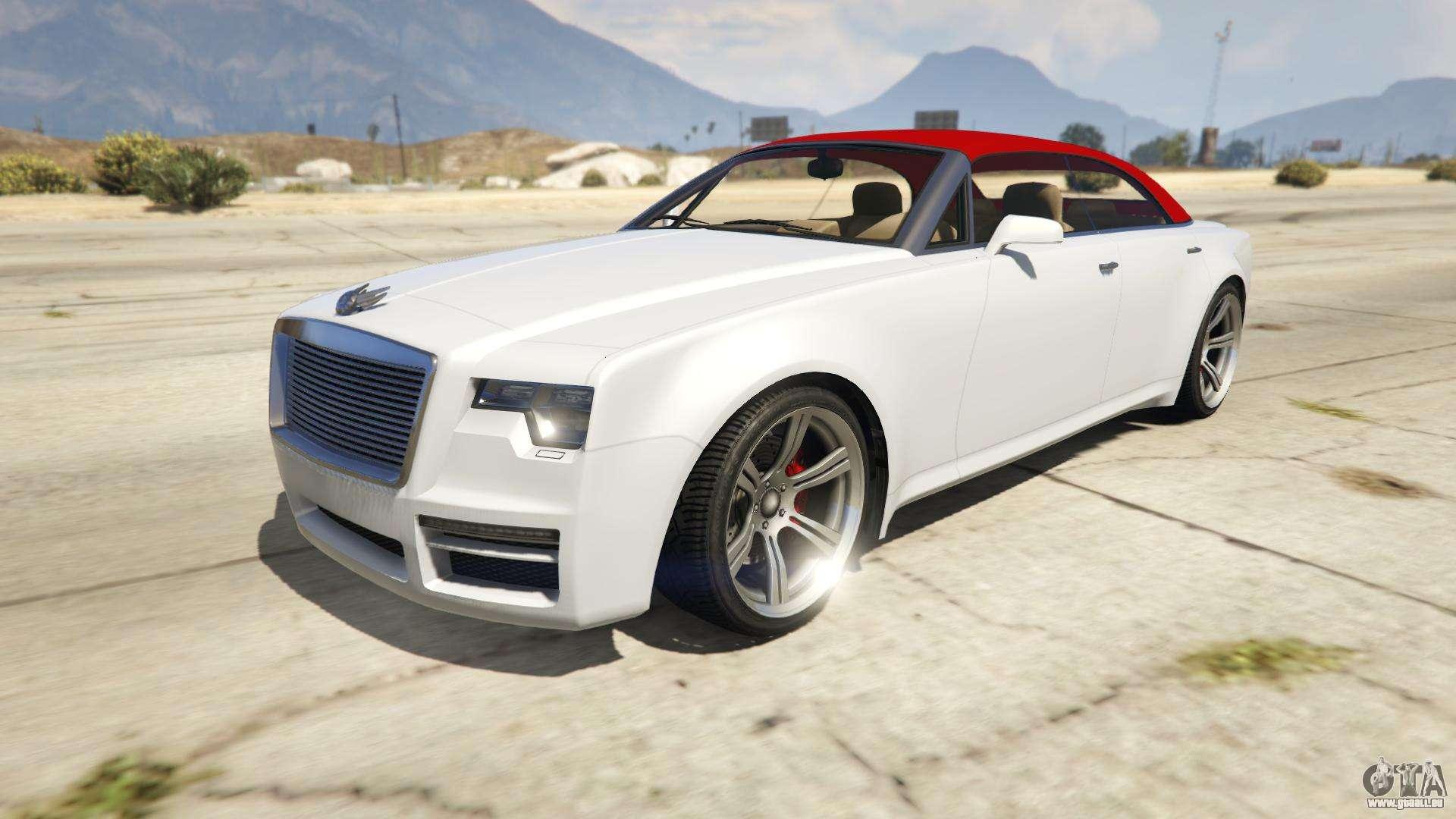 Enus Windsor Drop-GTA-5 - vorne-Ansicht