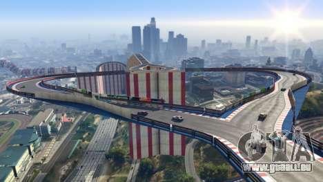 Custom stunt course GTA Online