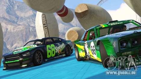 GTA Online Stunt Course Créateur maintenant disponible