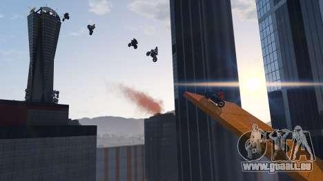 La nouvelle prime de course de Haute Flier pour GTA Online