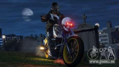 Halloween dans GTA Online