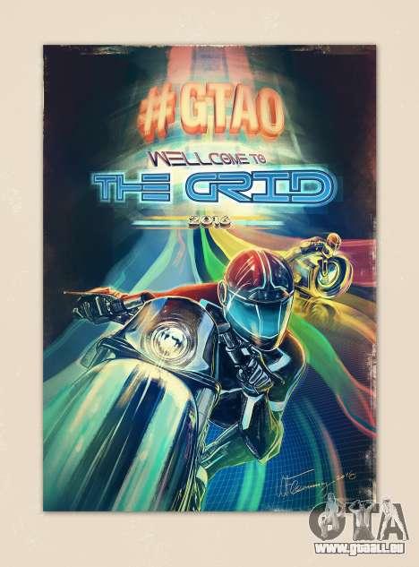 GTA Online: Retro Deadline par W_Flemming