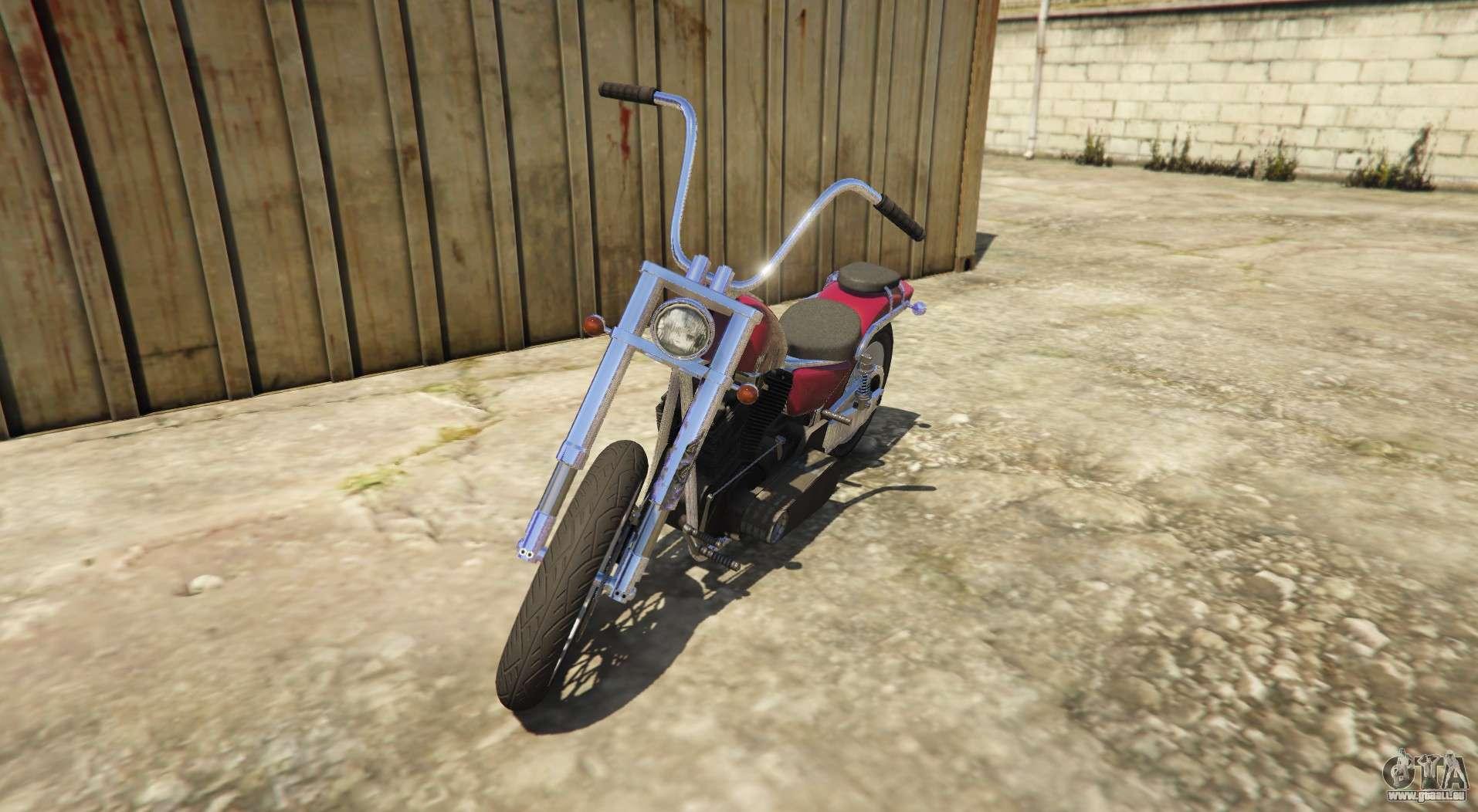 Daemon - nouvelle chopper par Western Motorcycle Company