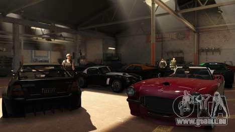 De nouvelles voitures exotiques dans GTA Online