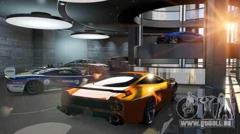 Nouveau mode d'Importation/Exportation dans GTA Online