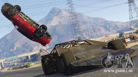 De nouveaux véhicules spéciaux dans GTA Online