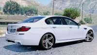 BMW M5 F10 2012 pour GTA 5