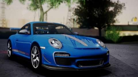 Exclusif: Porsche 911 GT3 RS4.0 2011