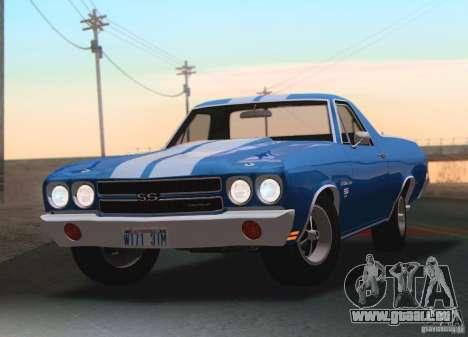 Chevrolet EL Camino SS 70 pour GTA San Andreas