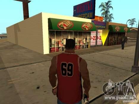 Russische Haus 2 für GTA San Andreas