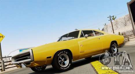 Dodge Charger RT-SE 440 Magnum 1970 EPM v1.1 für GTA 4