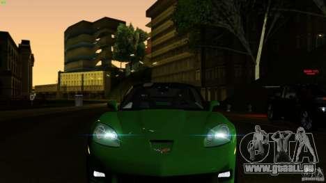 Direct R V1.1 pour GTA San Andreas sixième écran