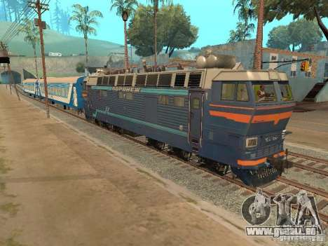 Chs4t-550 für GTA San Andreas