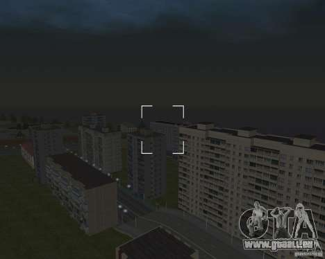 Nižegorodsk v0. 5 BETA für GTA San Andreas her Screenshot