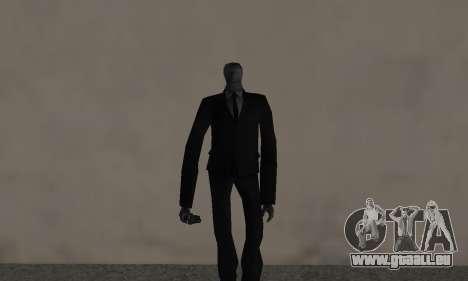 Slender Man für GTA San Andreas